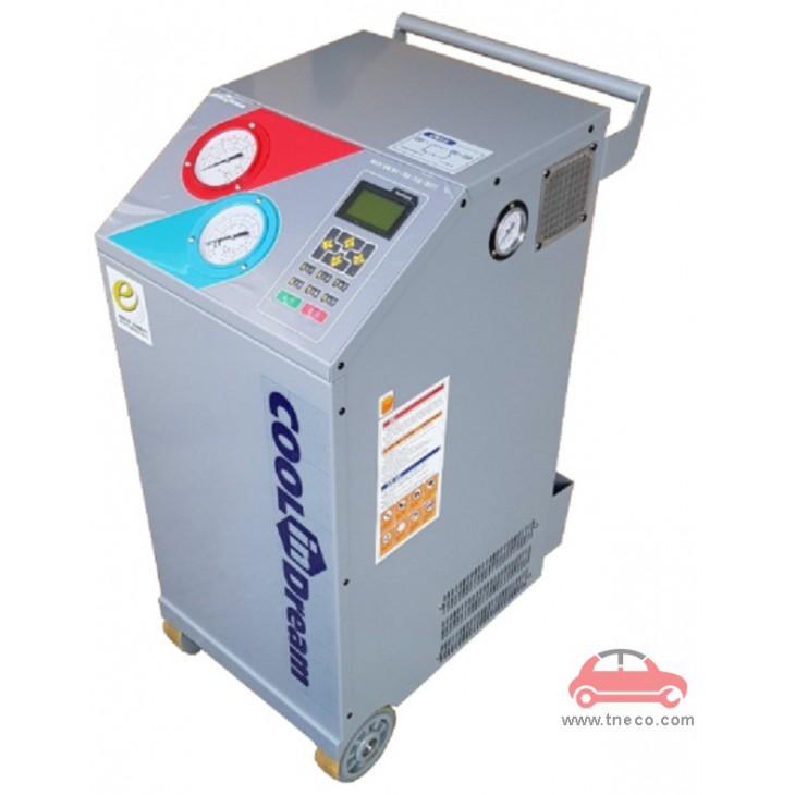 Máy nạp ga điều hòa ô tô ga R134A Coolindream Hàn Quốc CR377-134