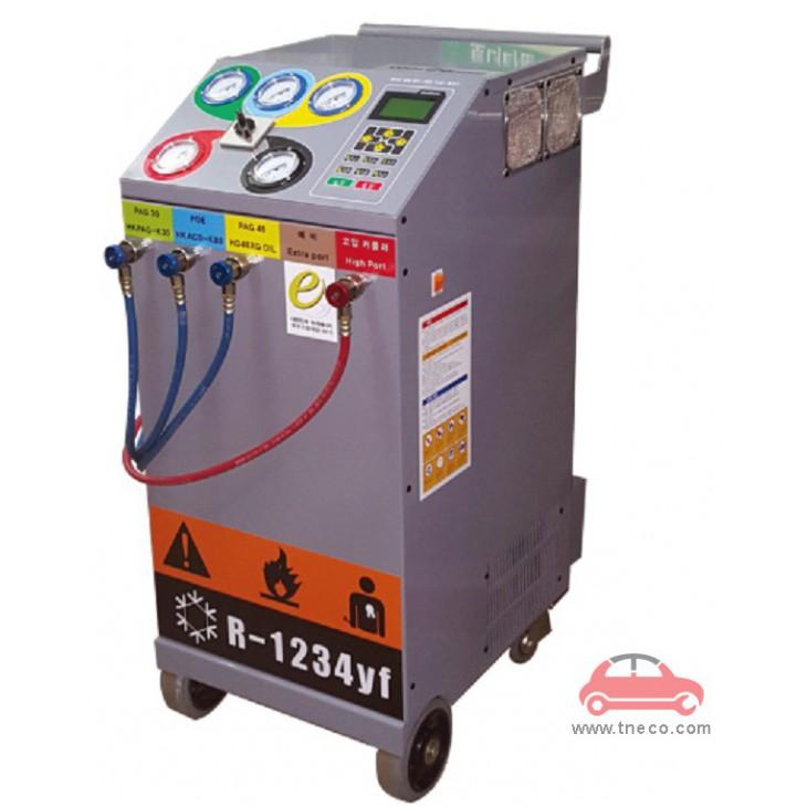 Máy nạp ga điều hòa ô tô ga R134A Coolindream Hàn Quốc K-COOL134-3