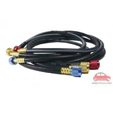 Bộ ống dây nạp ga điều hòa Đài Loan Tasco Black TB120SM-Hose