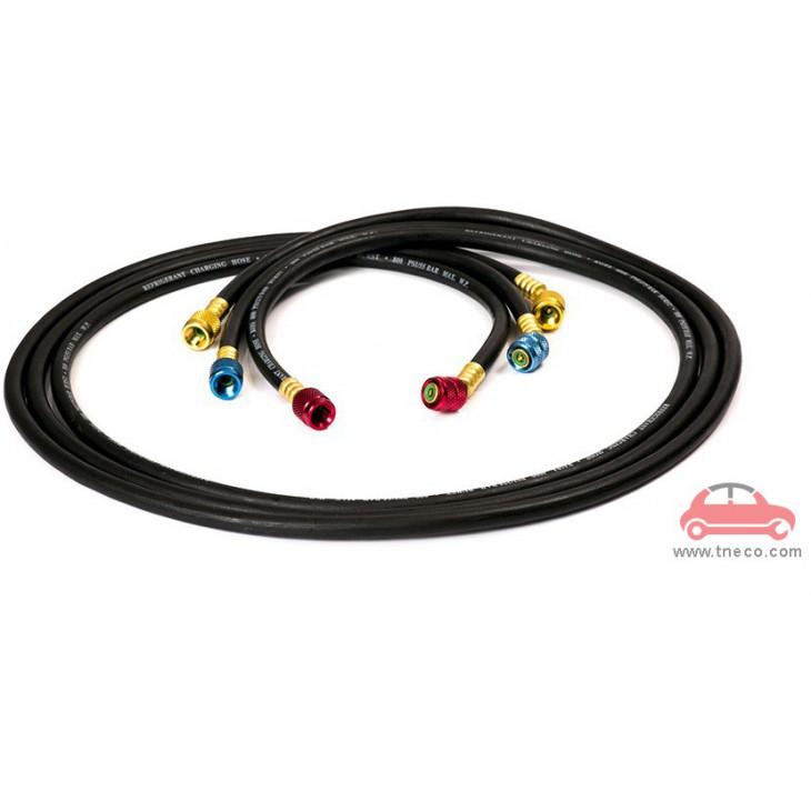 Bộ ống dây nạp ga điều hòa Đài Loan Tasco Black TB140SM-Hose