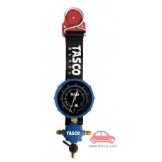 Đồng hồ đơn sạc ga nạp ga lạnh điều hòa Tasco Black Đài Loan TB100