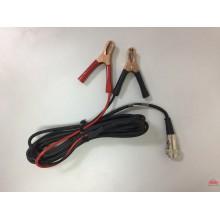 Dây cảm biến đo tốc độ vòng quay động lấy tín hiệu qua bình ắc quy trên xe ô tô (dùng cho máy kiểm tra khí thải động cơ)