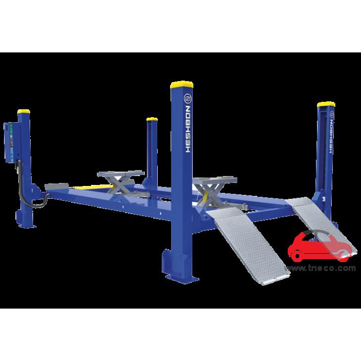 Cầu nâng 4 trụ sức nâng 4.5 tấn HL-42L
