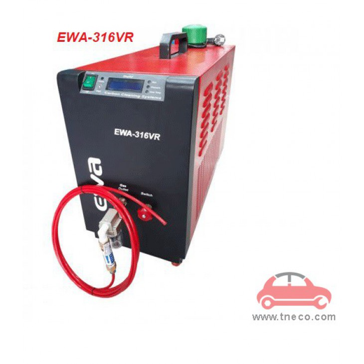 Máy vệ sinh làm sạch buồng đốt động cơ xăng xe máy xe ga EWA-316VR