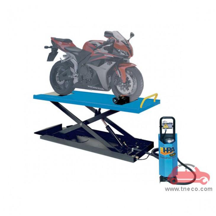 Bàn nâng xe máy xe ga xe mô tô HPA Italy Superlift 600 Bike