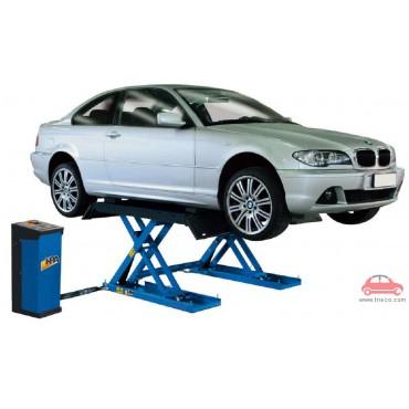 Cầu nâng nổi nền nâng bụng ôtô HPA Ý SuperLift 30-1BX