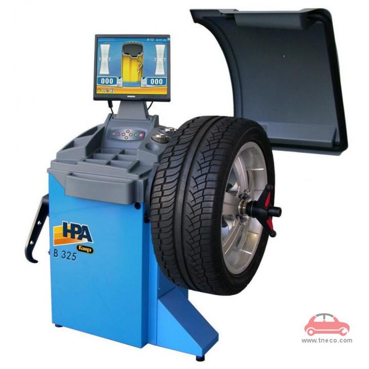 Máy cân bằng động bánh xe mâm xe ô tô HPA Italy B325C EVO