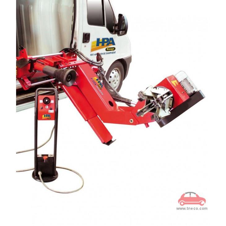 Máy thay vỏ lốp xe tải xe buýt lưu động di động Italy Ý HPA-F226
