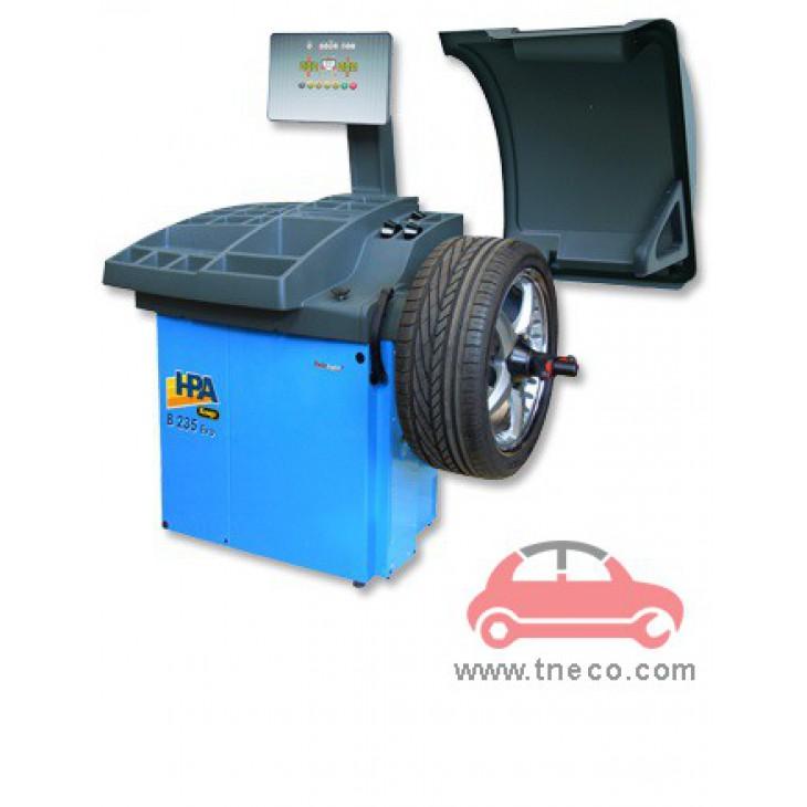 Máy cân bằng động bánh xe mâm xe ô tô HPA Italy B235-EVO