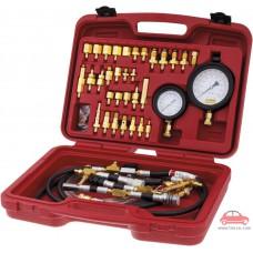 Bộ đồng hồ kiểm tra áp suất hệ thống nhiên liệuđộng cơ xăngxe ô tô Kingtool Đài Loan KA-7236K