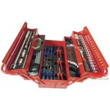 Tủ dụng cụ di dộng xách tay 63 chi tiết KWG-1405-63