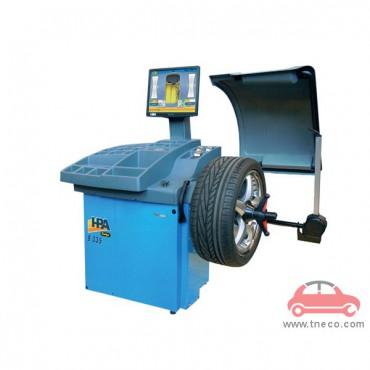 Máy cân bằng động mâm xe bánh xe ô tô HPA Italy B335C EVO