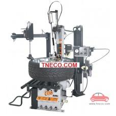 Máy thay vỏ lốp xe ô tô tự động không dùng thanh nạy lơ via LEO L8096V