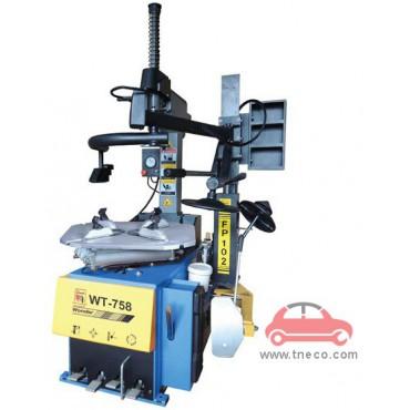 Máy thay vỏ lốp xe ô tô xe du lịch có giàn đè hỗ trợ Wonder Đài Loan WT-758