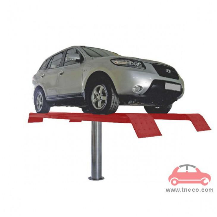 Cầu nâng 1 trụ sức nâng 4 tấn rửa xe ô tô kiểu chữ H loại nổi TS-RX4000