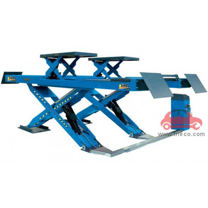 Cầu nâng cắt kéo cân chỉnh thước lái HPA SUPERLIFT 43/ X-CT