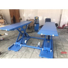 Cầu nâng cắt kéo nâng bụng ô tô di động Liberty PL-Z30M