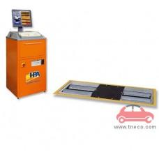 Thiết bị kiểm tra phanh xe ô tô con xe du lịch xe tải nhẹ HPA Italy COMPACT PRO W