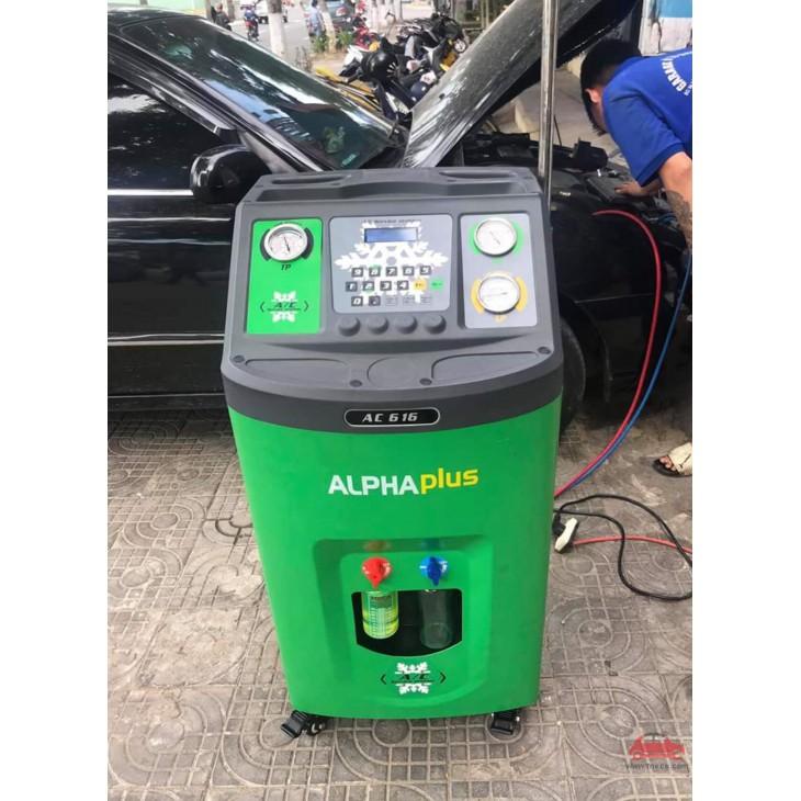 Máy sạc ga lạnh ô tô Alpha Plus AC-616