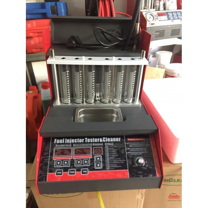 Thiết bị kiểm tra và làm sạch kim phun động cơ xăng xe ô tô công nghệ phun xăng điện tử (FI) Alpha Plus HP-7