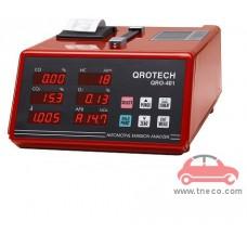 Thiết bị kiểm tra phân tích khí xả động cơ xăng Qrotech Hàn Quốc QRO-401