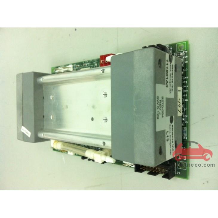 Buồng đo của máy kiểm tra khí xả xăng MGT5