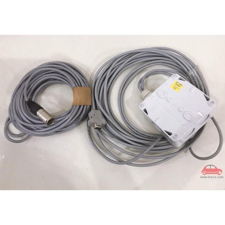 Bộ kết nối máy kiểm tra đèn pha ô tô LITE 3, MLT 3000 với máy vi tính