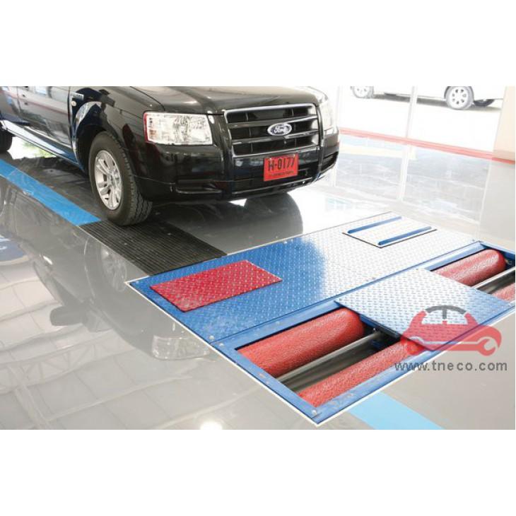 Máy kiểm tra phanh cho xe có tải trọng cầu đến 3.5 tấn