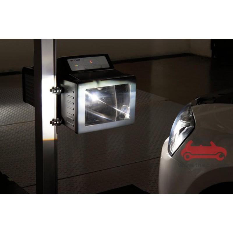 Kính hội tụ của thiết bị kiểm tra đèn MLT 3000