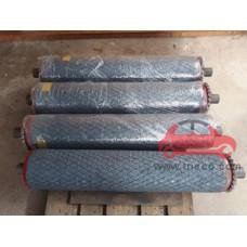 Phủ sỏi bề mặt ru lô thiết bị kiểm tra phanh xe ô tô