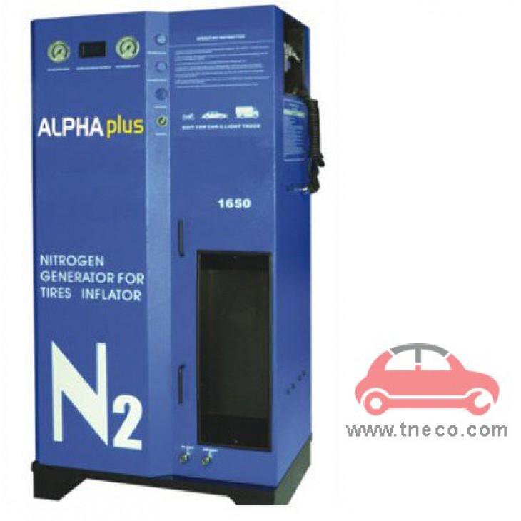 Máy bơm khí ni tơ cho xe ô tô xe du lịch xe tải nhẹ và xe máy Alpha Plus HP-1650