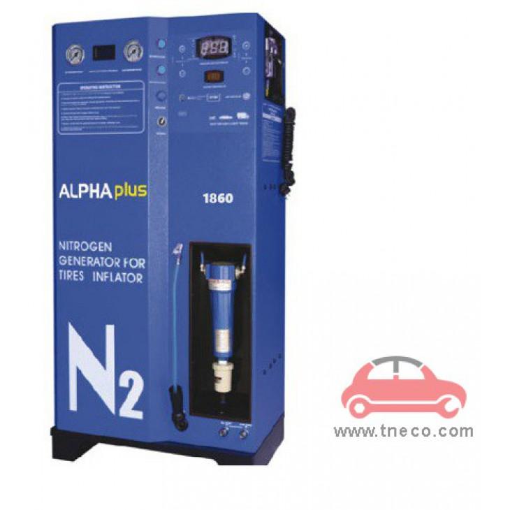 Máy bơm khí ni tơ cho xe tải, xe ô tô, xe du lịch Alpha Plus HP-1860