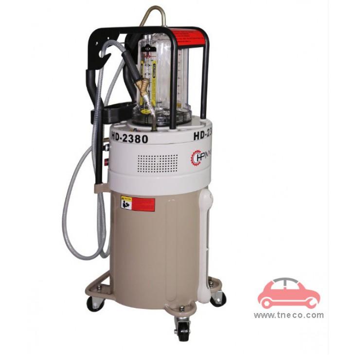 Máy hút nhớt thải dầu thải động cơ xe ô tô dùng điện HPMM Trung Quốc HD-2380 (không phễu hứng)