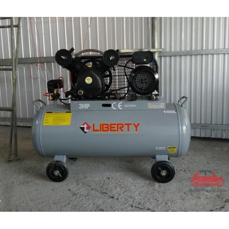 Máy nén khí piston 1 cấp công suất 3 HP Liberty V-0.25/8 BAR