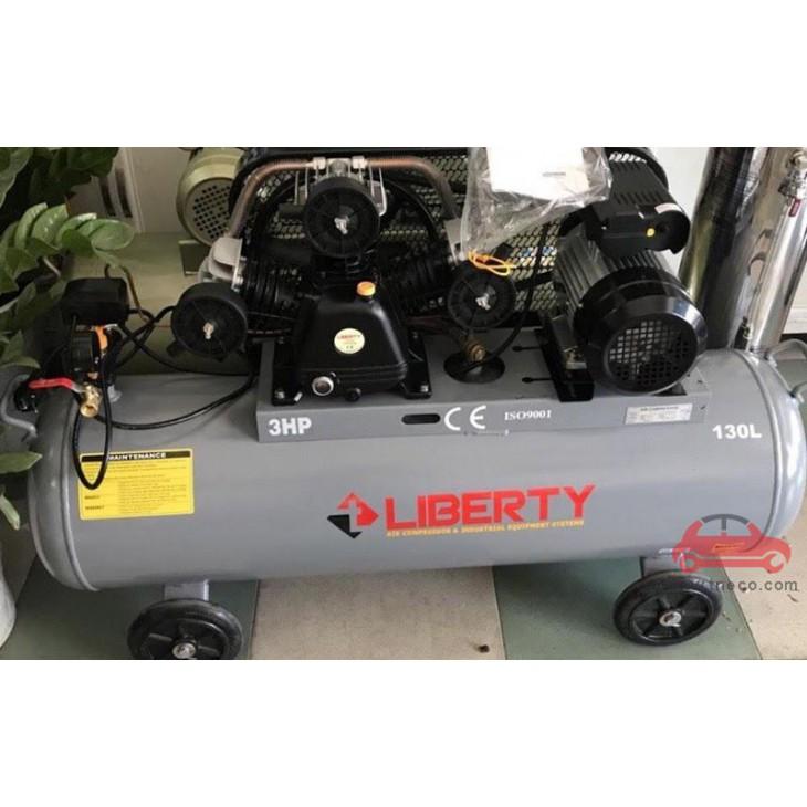 Máy nén khí piston 1 cấp công suất 3 HP Liberty V-0.36/8 BAR