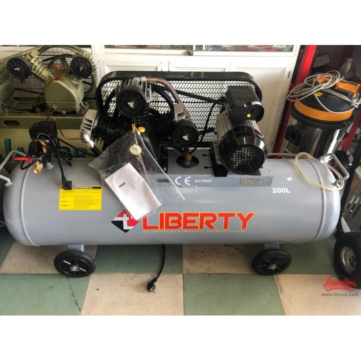 Máy nén khí piston công suất 4 HP 2 cấp Liberty W-0.30/12.5 BAR