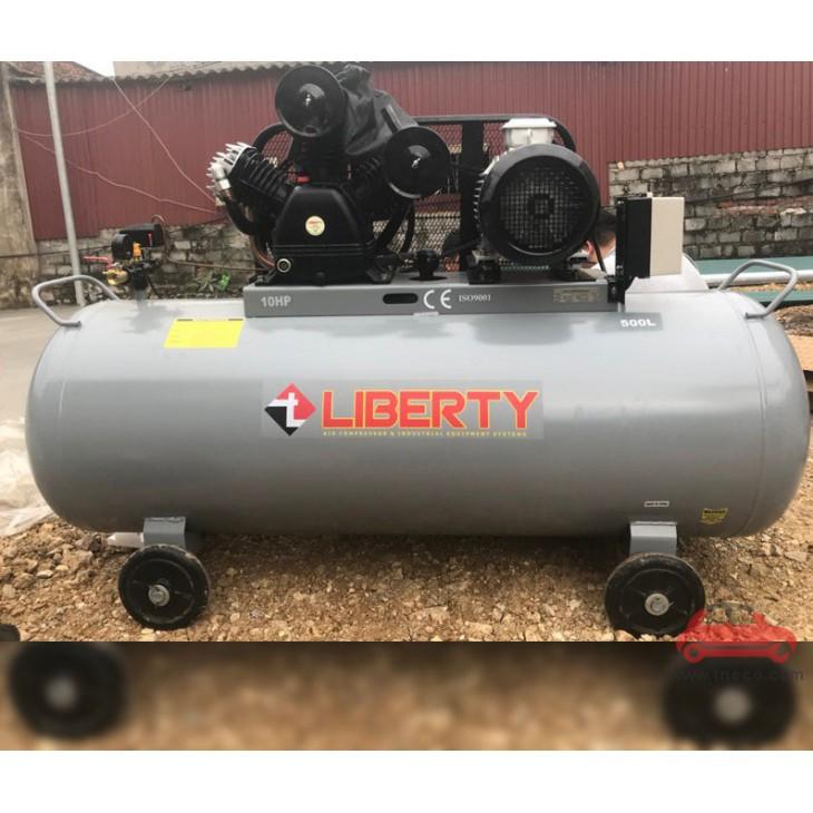 Máy nén khí piston 2 cấp công suất 10 HP Liberty W-0.80/12.5 BAR