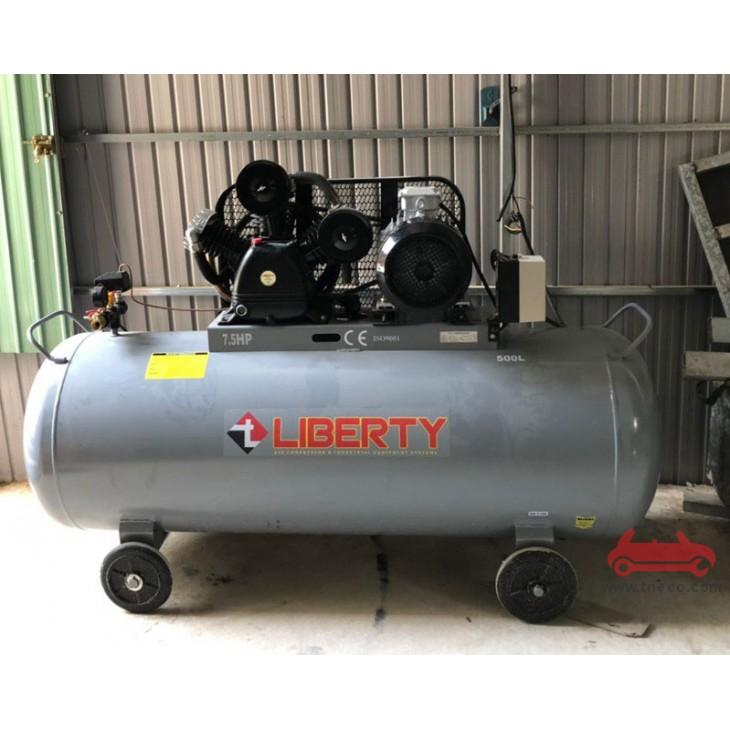 Máy nén khí kiểu piston 2 cấp công suất 7.5 HP Liberty W-0.60/12.5 BAR