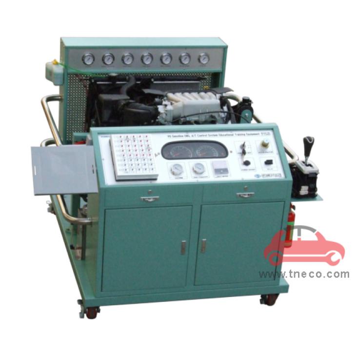 Mô hình động cơ hộp số tự động G-110501