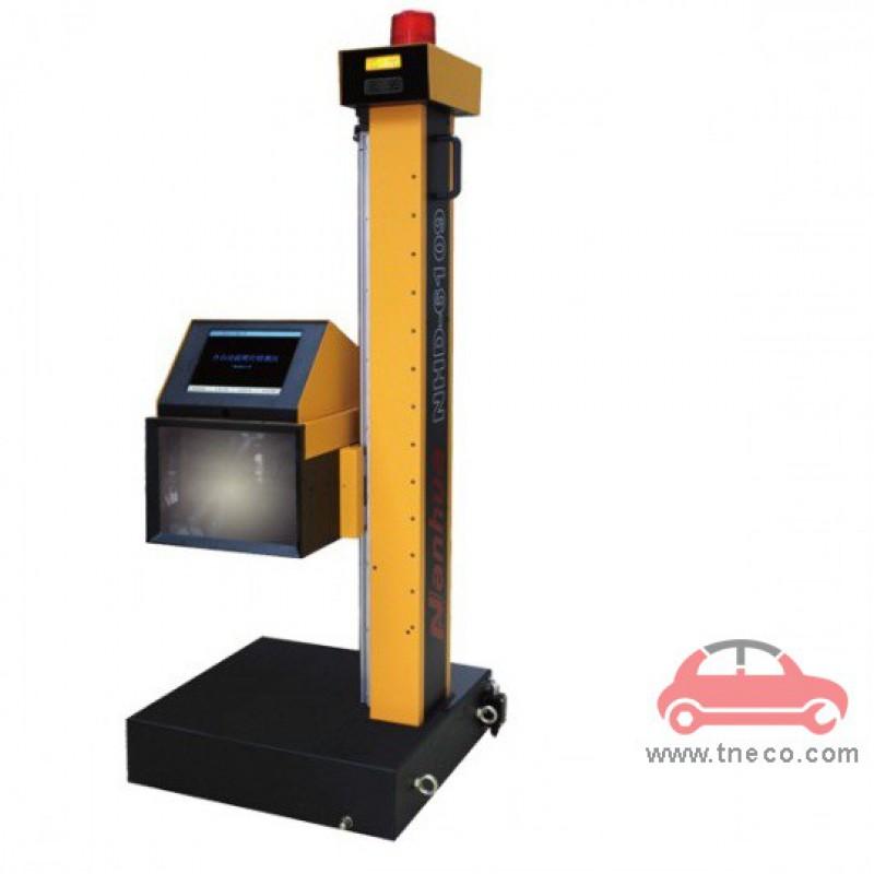 Máy kiểm tra đèn chiếu sáng đèn pha xe ôtô tự động Nanhua Trung Quốc NHD-6109
