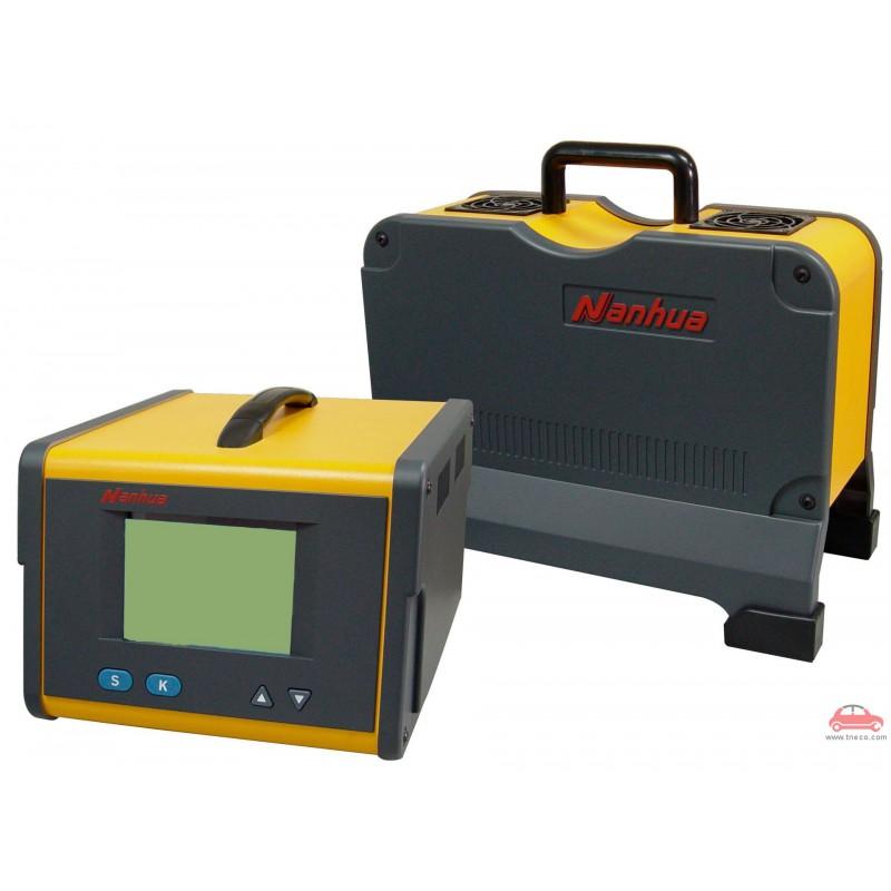 Máy kiểm tra phân tích khí thải động cơ dầu disel Nanhua Trung Quốc NHT-6