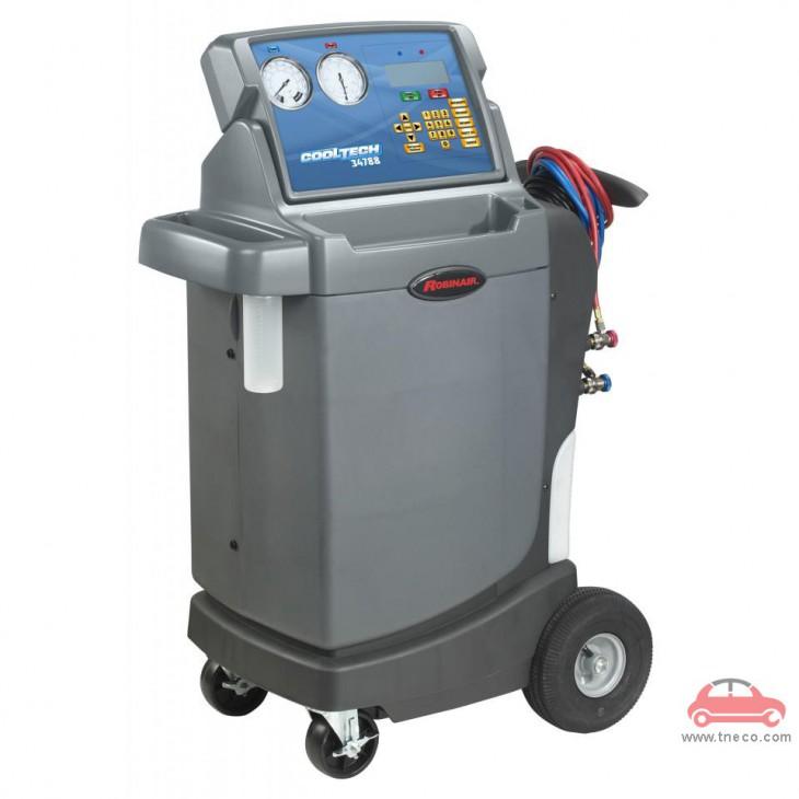Máy thu hồi, tái chế, nạp gas điều hòa ô tô 34788-I