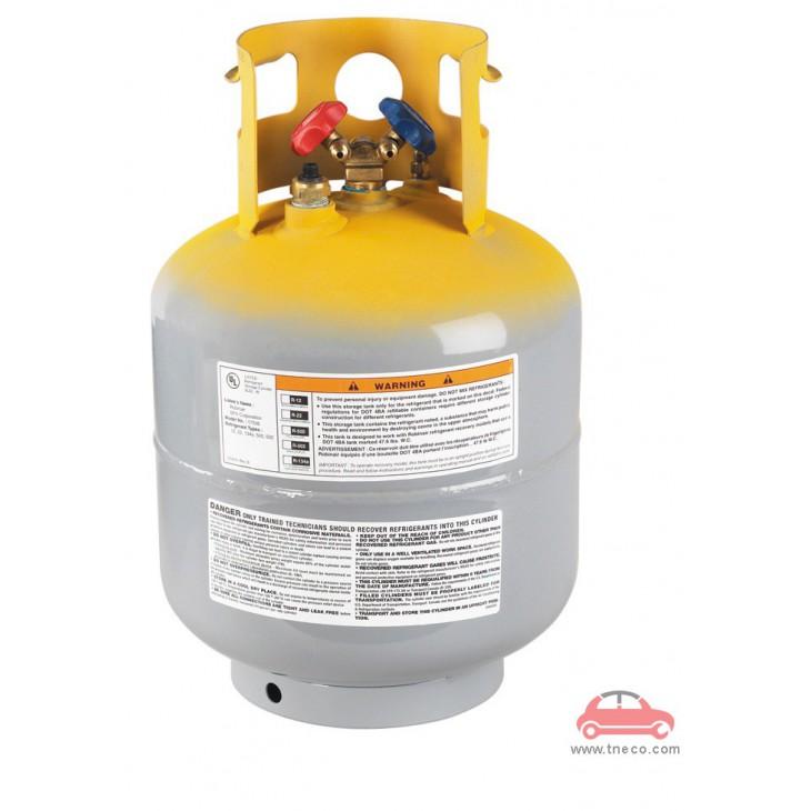 Bình chứa gas lạnh điều hòa thu hồi Robinair 17572