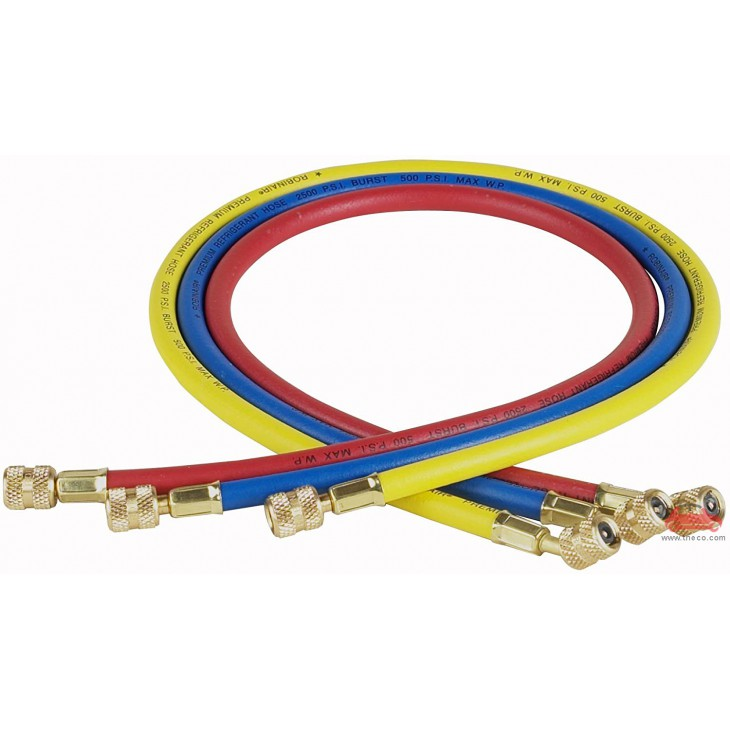 Bộ ống dây sạc ga lạnh Robinair 30036