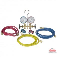 Bộ đồng hồ sạc ga hệ thống lạnh Robinair ROB-48134B