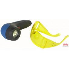 Đèn pin rọi tia UV kiểm tra rò rỉ ga lạnh điều hòa Robinair 16205