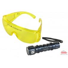 Đèn pin rọi tia UV kiểm tra rò rỉ ga lạnh điều hòa Robinair 16210