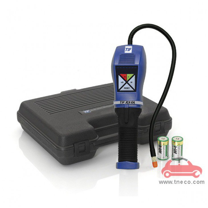 Thiết bị kiểm tra rò rỉ gas lạnh điện tử TIFRX-1A