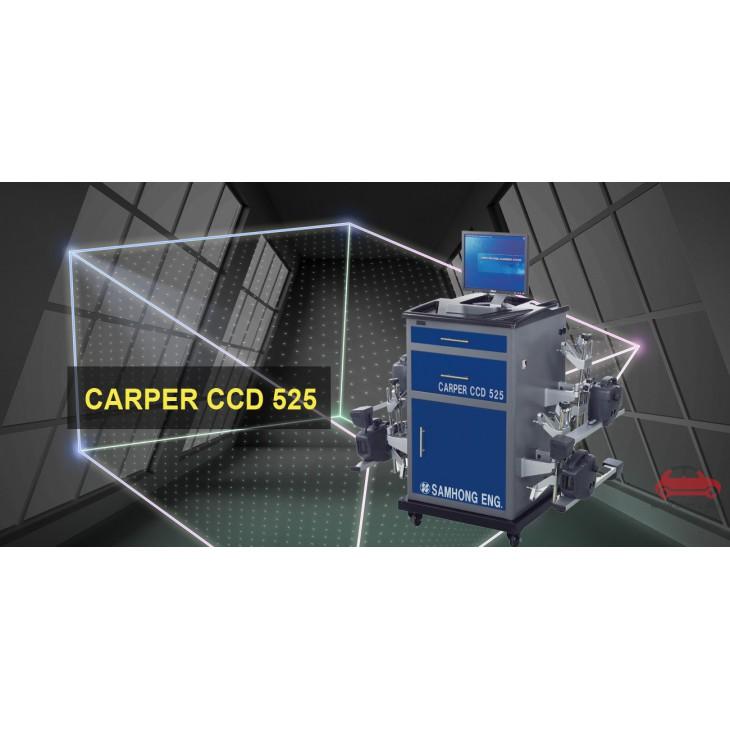 Thiết bị cân chỉnh góc lái cho xe du lịch CARPER CCD 525