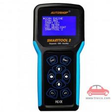 Máy đọc lỗi xóa lỗi chẩn đoán động cơ cho xe máy phun xăng điện tử FI Autoshop SMARTTOOL2 (bản full)